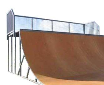 Skateboard BMX Parks