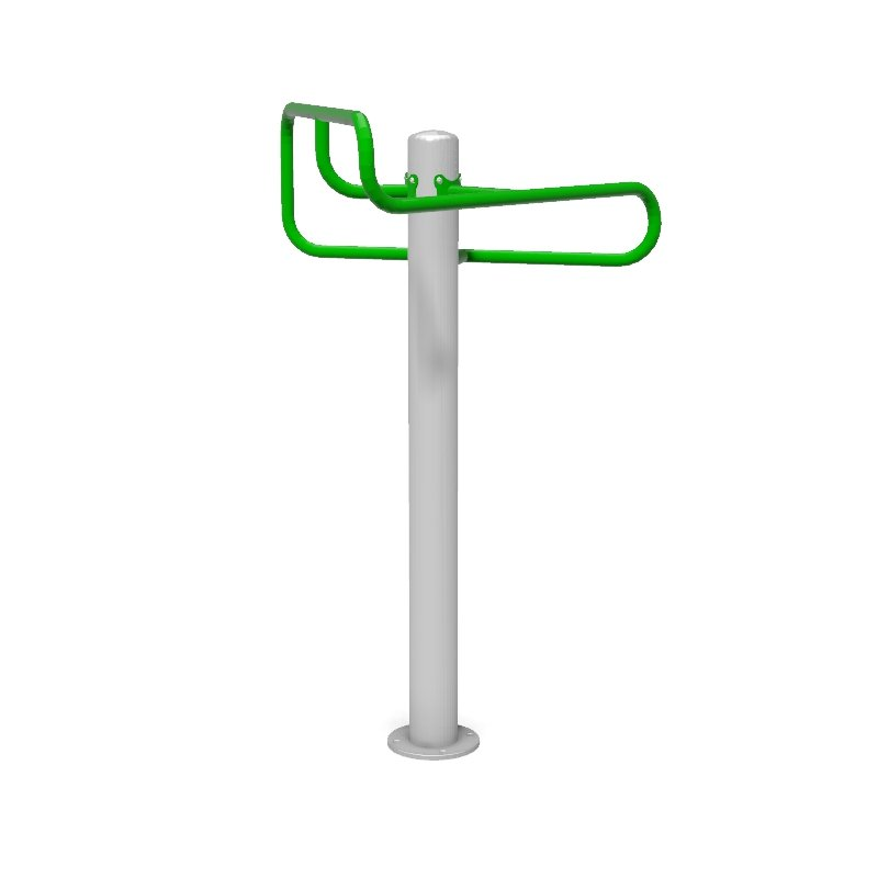 Gymnastic Triangle Outdoor Gym Fitness Station