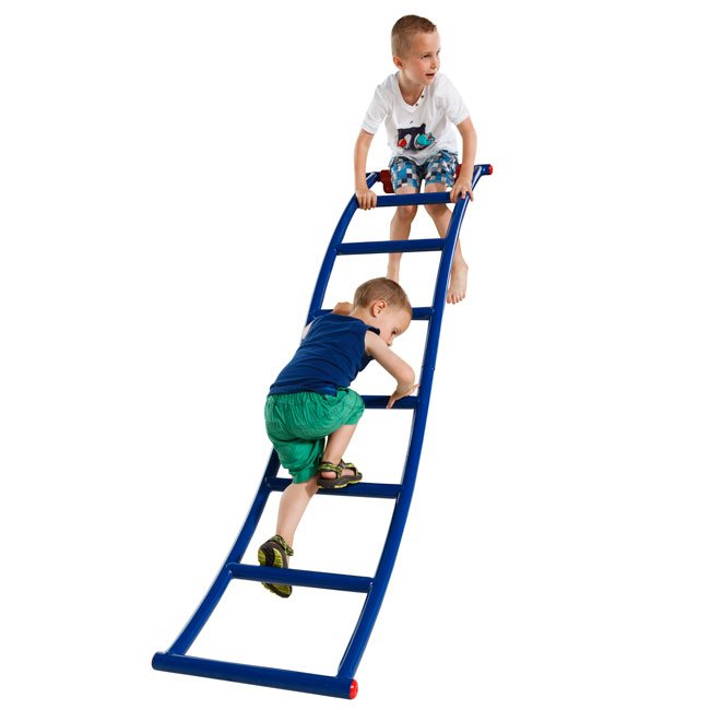 Arched Climbing Ladder Suitable For Mounting Onto Children's Garden Play Tower