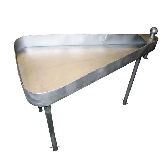 Stainless Steel Play Table Suitable For Sand, Water and Mud