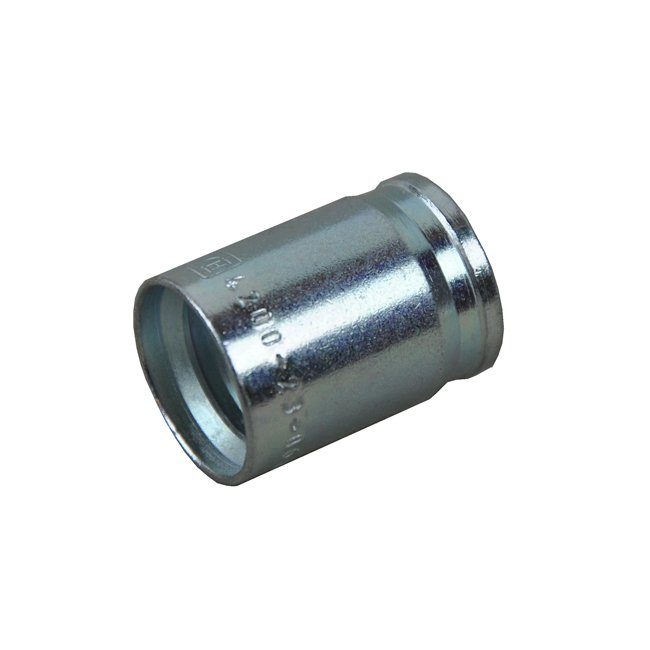 Steel Swaging Standard Ferrule For Use With 16mm Steelcore Combination Playground Ropes