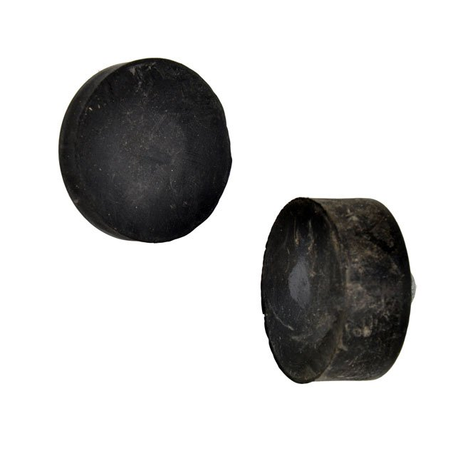 Easy-Gate Replacement Circular Rubber Gate Buffers