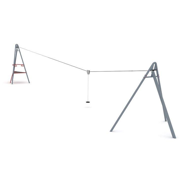 Steel Framed Aerial Cableway
