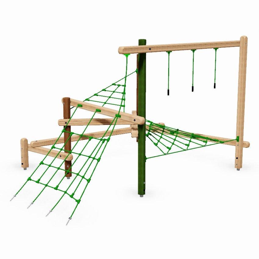 Vine Tangle Timber Climber