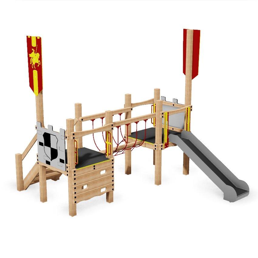 King Arthur Castle Multiplay Unit