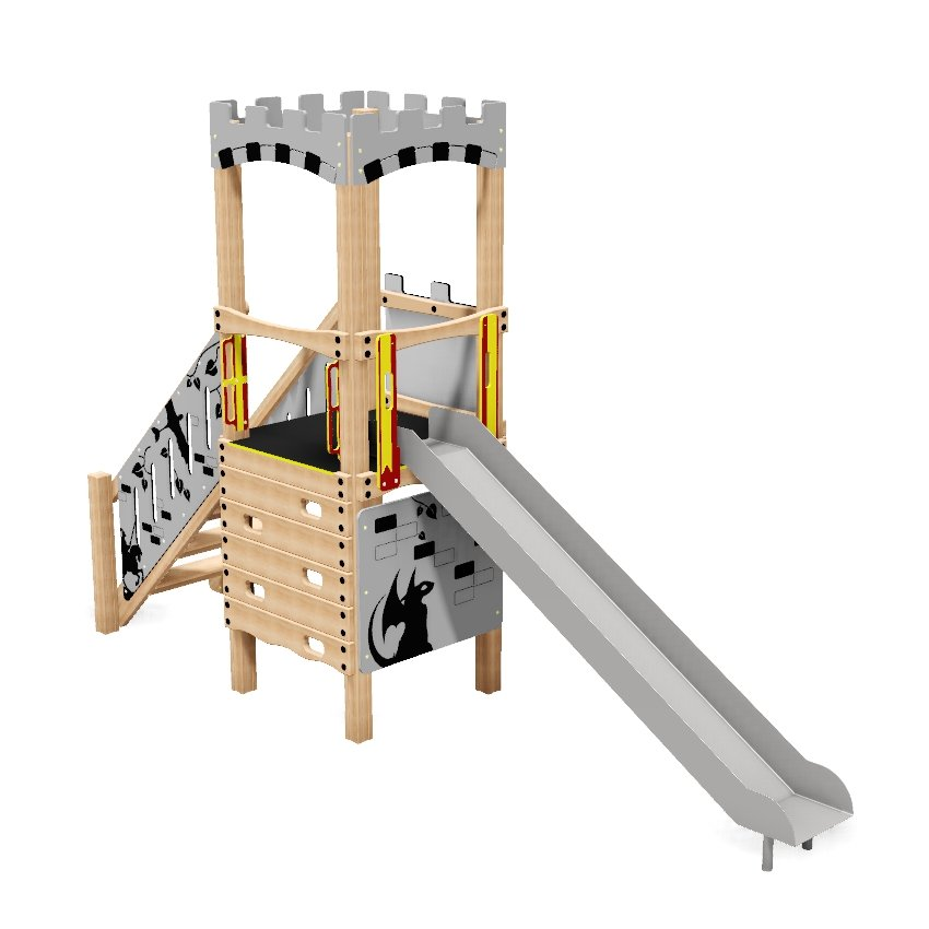 Siege Castle Multiplay Unit