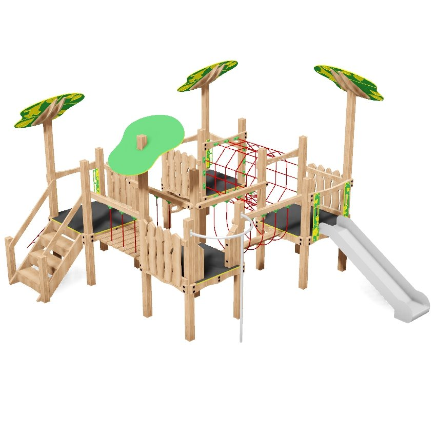 Peach Orchard Multiplay Unit
