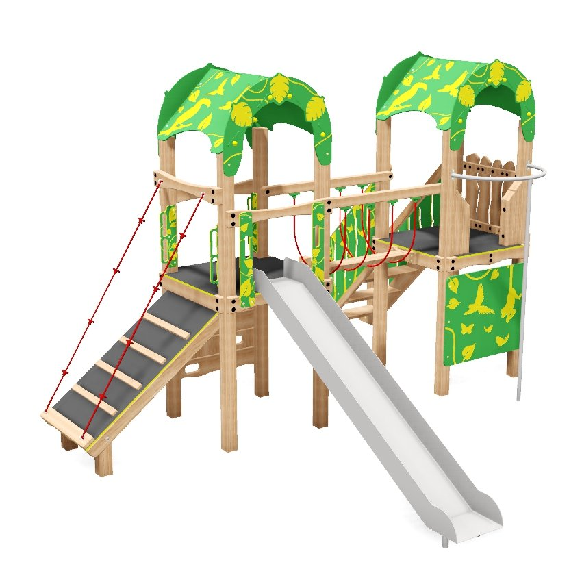 Apricot Orchard Multiplay Unit