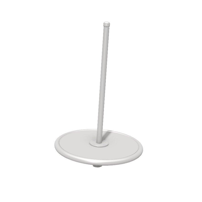 Tilt Turn Spinning Pole