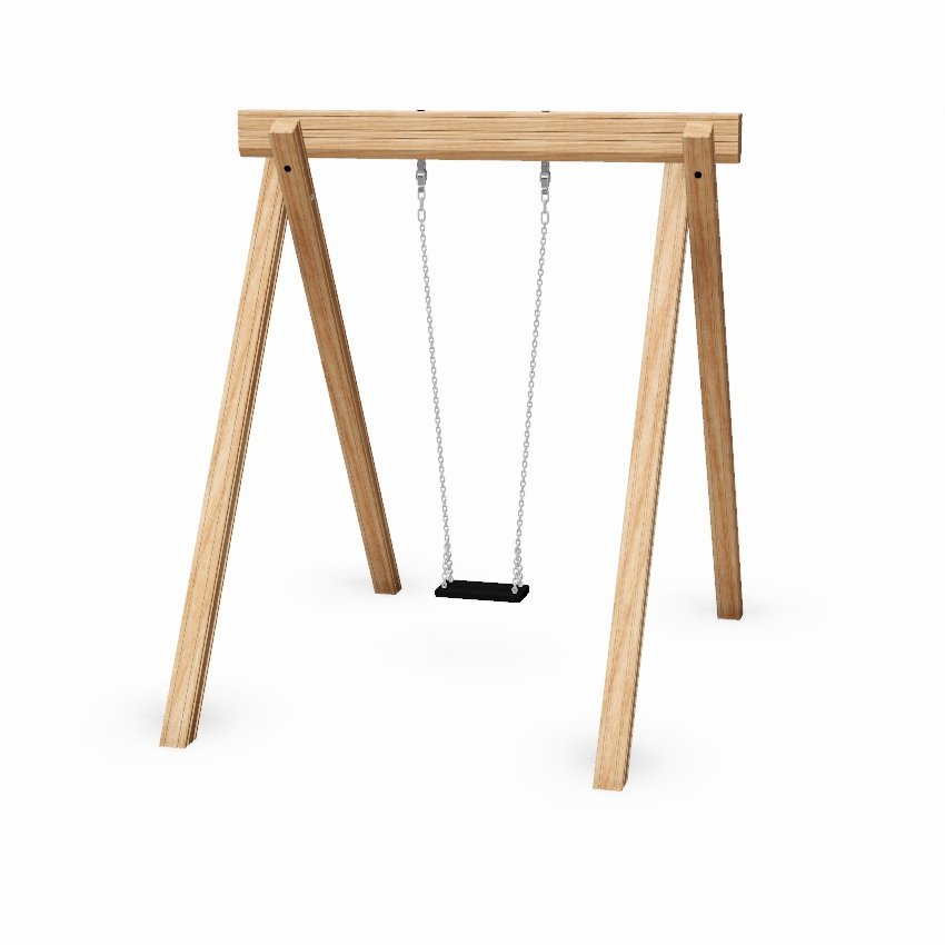 Single Seat Junior Swing