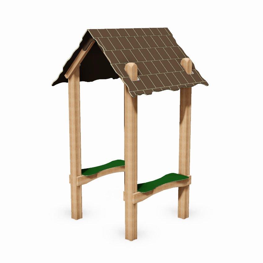 Mini Playground Seated Shelter