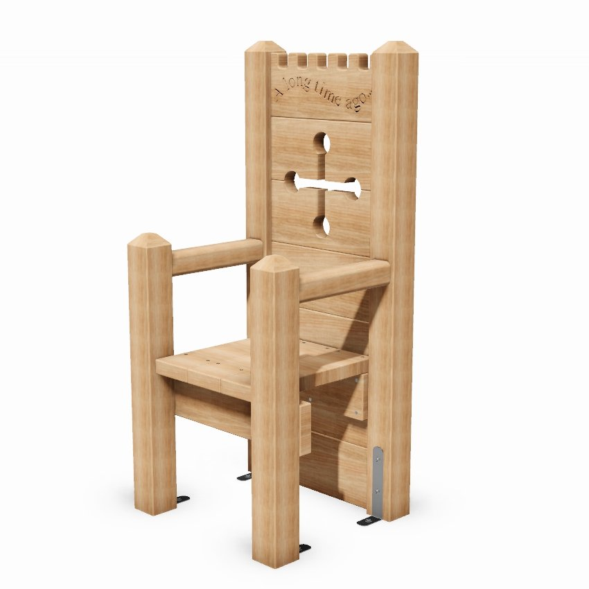 Castle Story Telling Chair