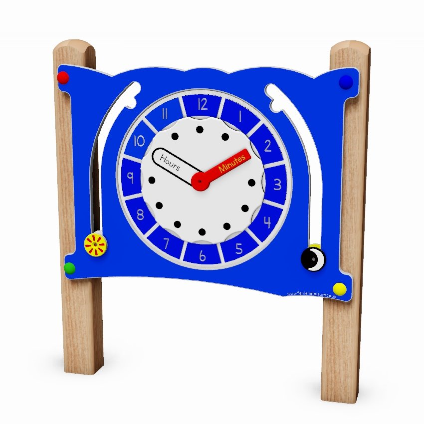 Clock Activity Play Panel