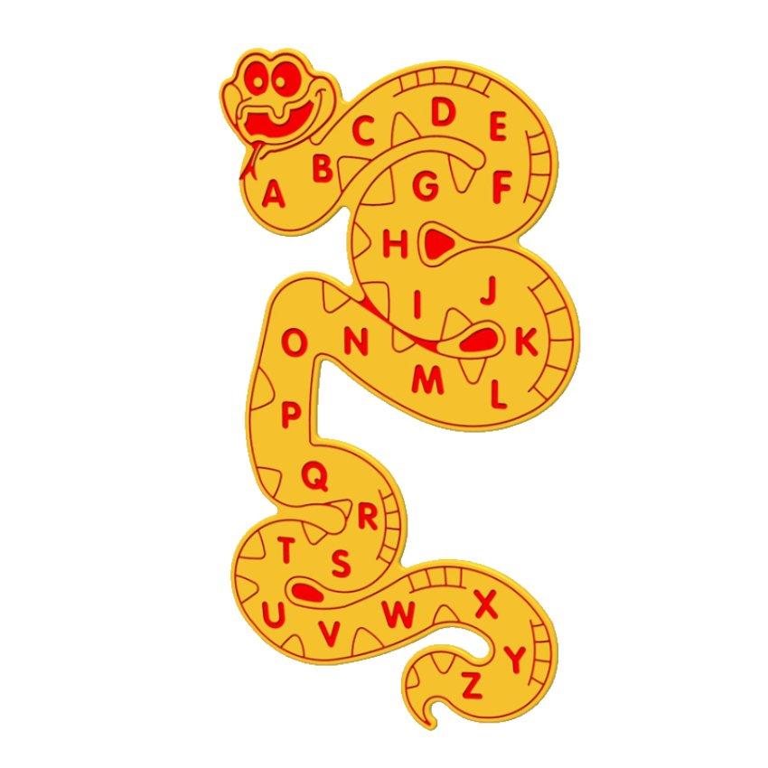 Alphabet Activity Play Panel