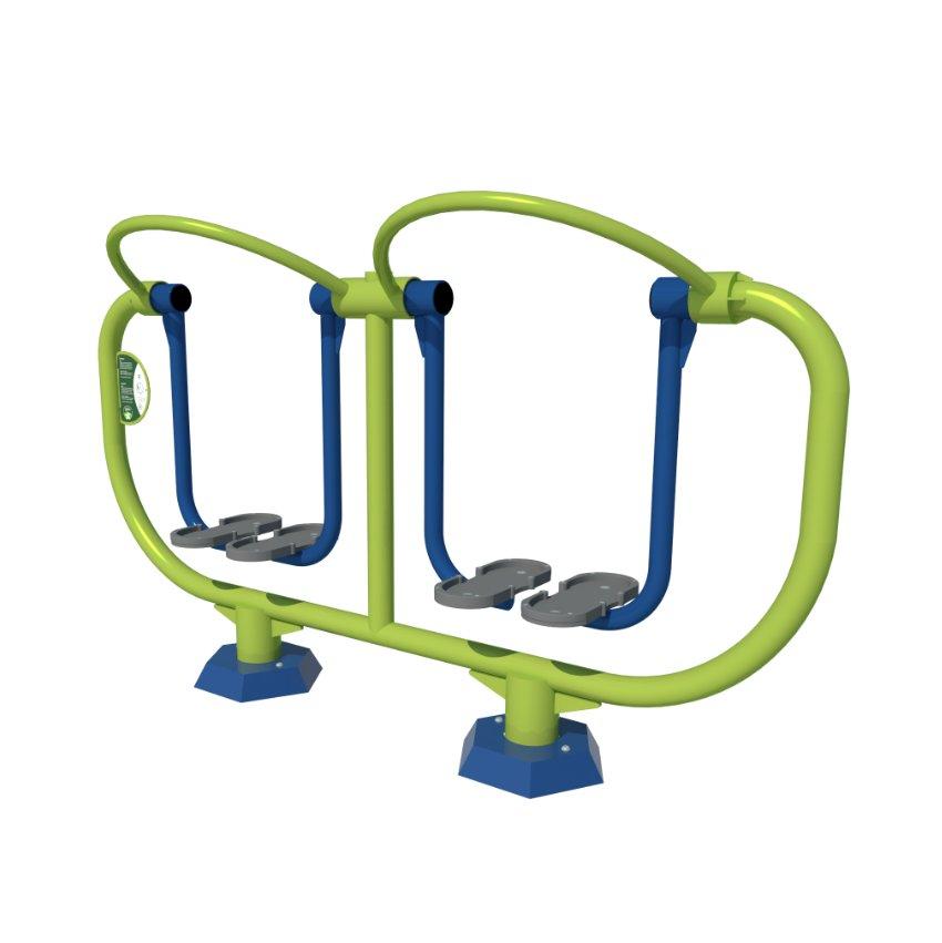 Mini Gym Double Air Walker