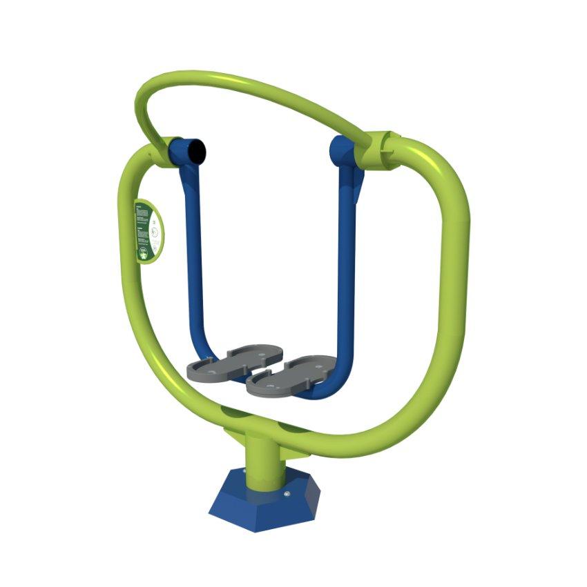 Mini Gym Air Walker