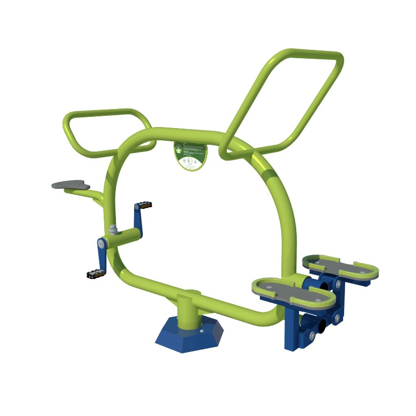 Mini Gym Bicycle And Stepper