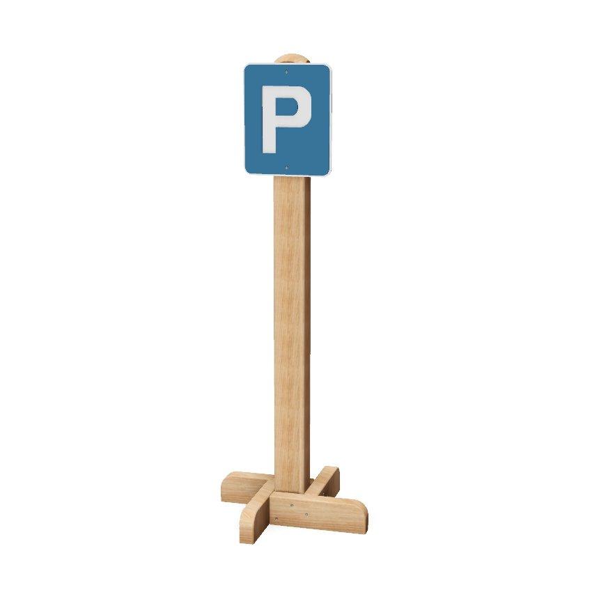 Parking Signpost