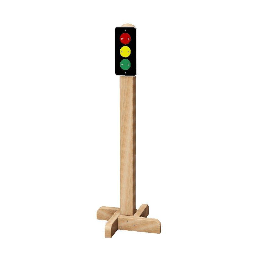 Traffic Light Signpost