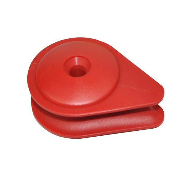 Rotating Rope Thimble  For 16mm Combination Playground Nets In Red