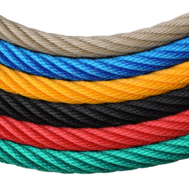 Playground 16mm Combination Rope For Repairing And Manufacturing Children's Climbing Net In Various Colours Sold Per Metre