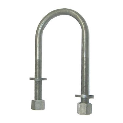 Wicksteed Replacement Alloy Spring Rocker U Bolts Available In Small, Medium And Large Sizes