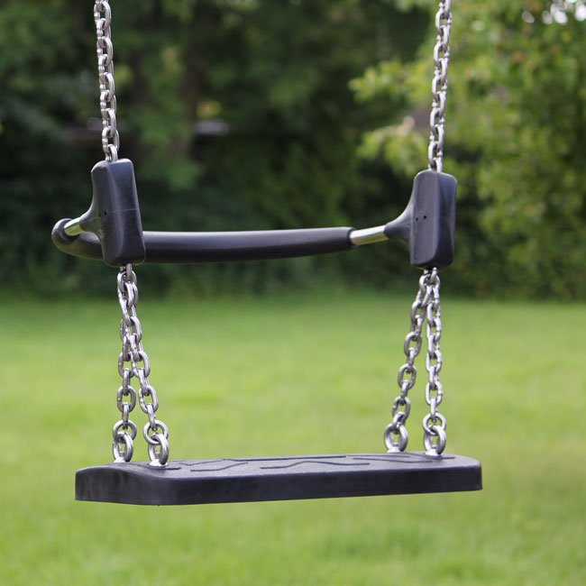 Padded Swing Safety Bar For 5mm & 6mm Childrens Playground Swing Chains