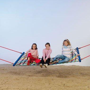 Children's Rope Hammock Swing Seat