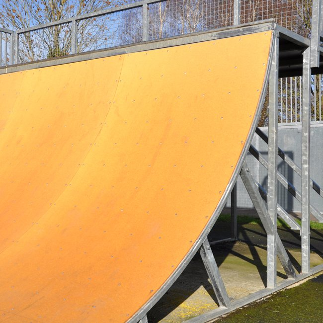 Skatelite Pro Skateboard BMX Ramp Covering Sheets