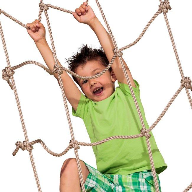 Climbing Net For Children's Garden Climbing Frame Available in 3 Sizes
