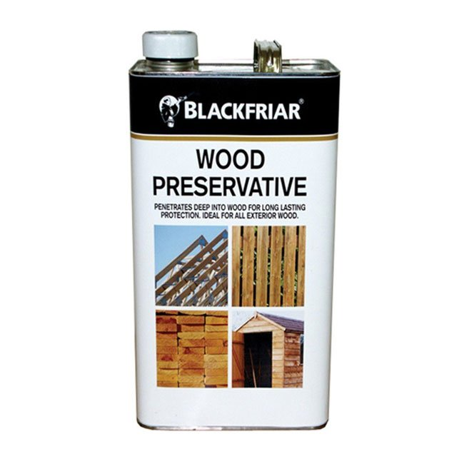 Penetrating Protective Treatment For Wooden Playground Equipment - 5 Litres In Green, Brown Or Clear