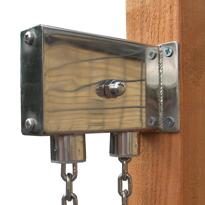 Sand Crane Pulley System with Stainless Steel Chain