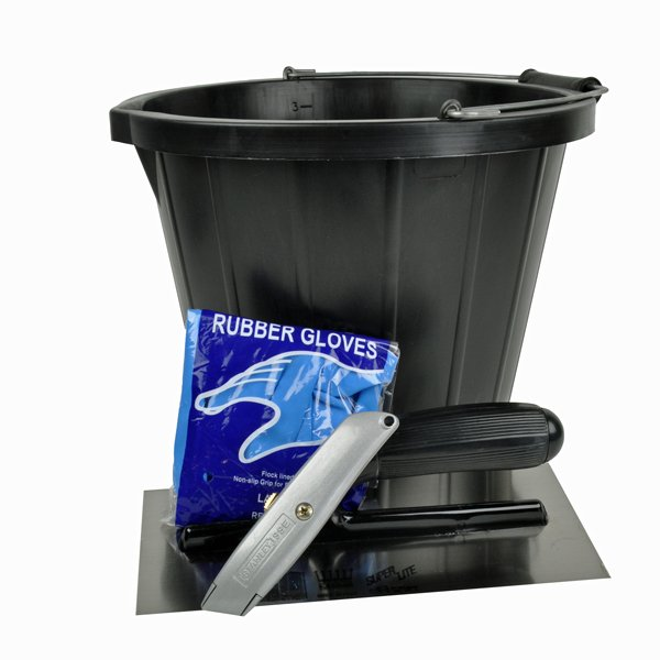 Tool Kit For Repairing Wetpour Or Rubber Mulch Playground Surfaces