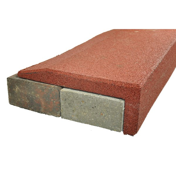 Rubber Edge Protector For Brick Edges, Concrete Kerbs And Sand Pits