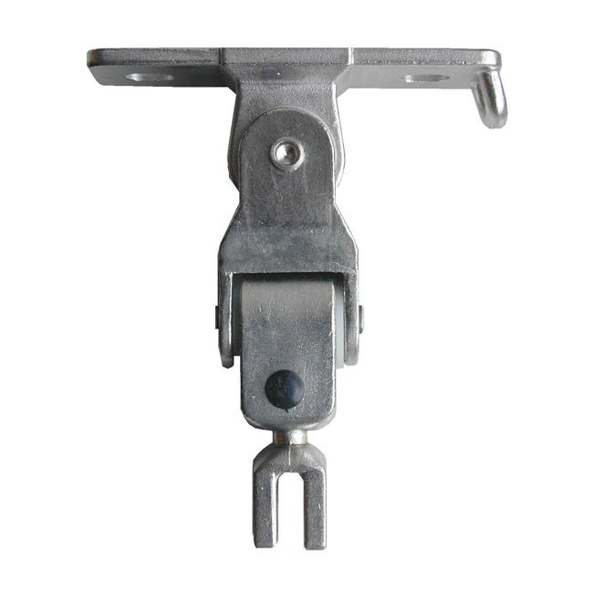 Birds Nest Bolt On Style Universal Swing Hanger With Sealed Bearing And Bolted Chain Clevis Connection All Manufactured In Cast Stainless Steel