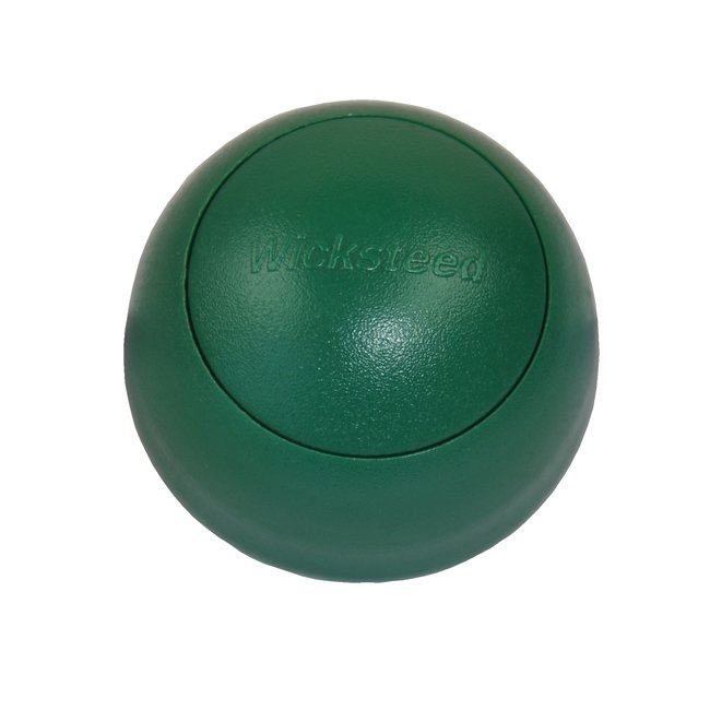 Wicksteed Donut Two Part Fixing Fixing Protection Cap In Green