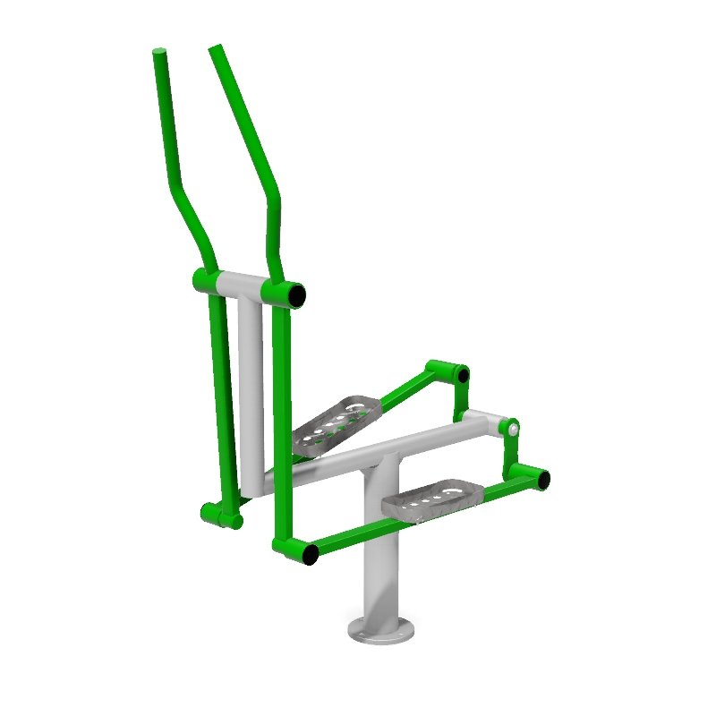Cross Trainer Outdoor Gym Fitness Station