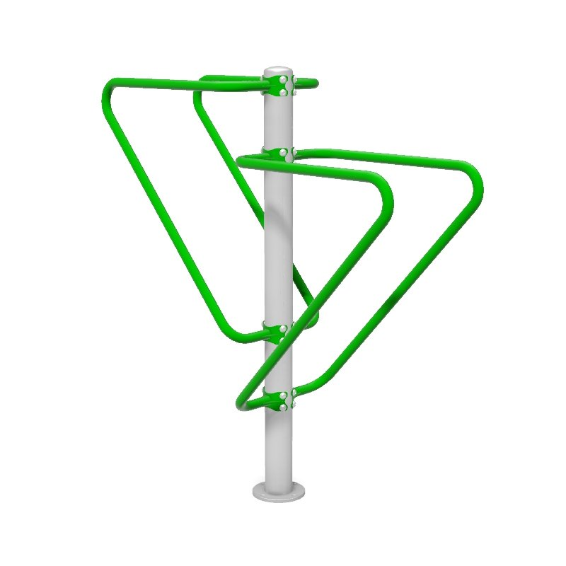 Exercise Bar Outdoor Gym Fitness Station
