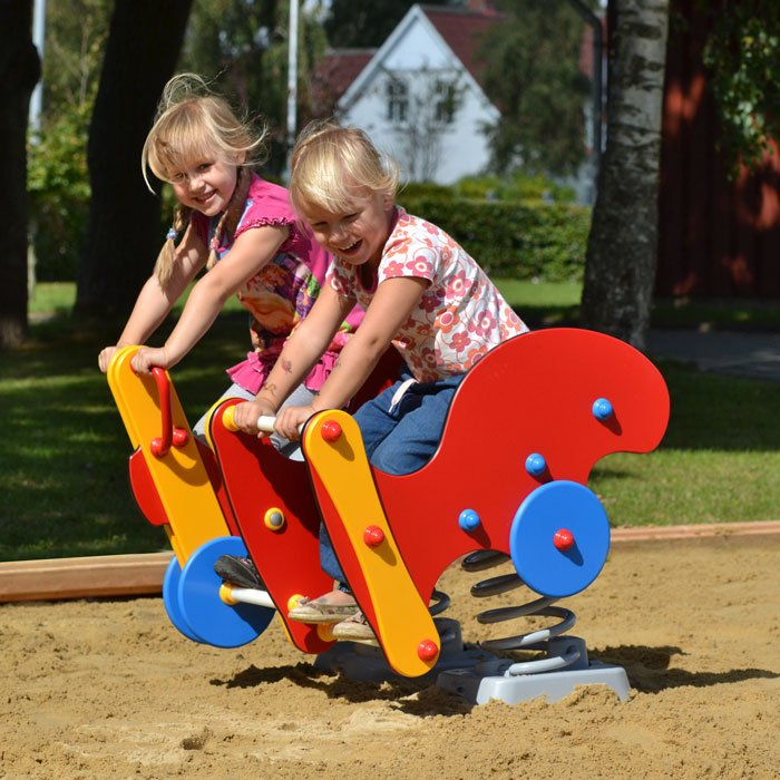 Bike With Sidecar Rocker Spa11 Online Playgrounds