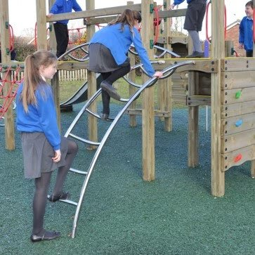 Low cost ways to refresh school playgrounds
