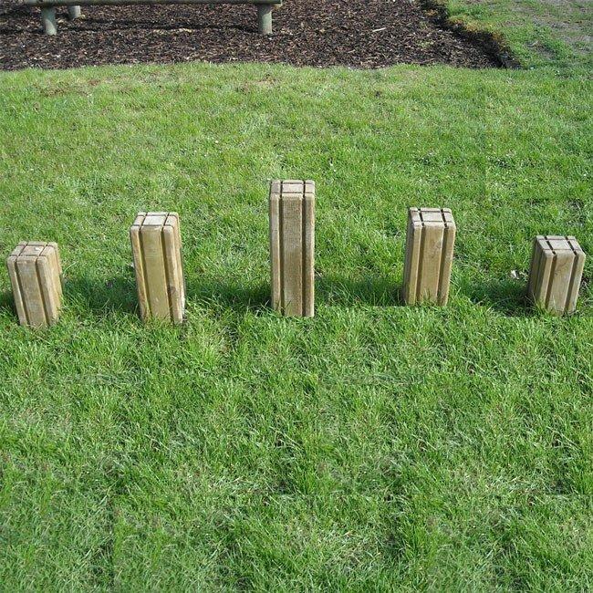 Preschool Partners Colorado Springs: Set Of 5 Stepping Stones TT4