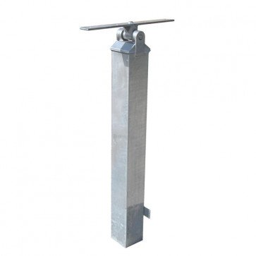 galvanised-steel-seesaw-post-with-bearing-s4