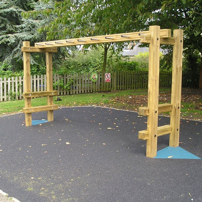 Monkey Bars Tt15 Trim Trails Online Playgrounds