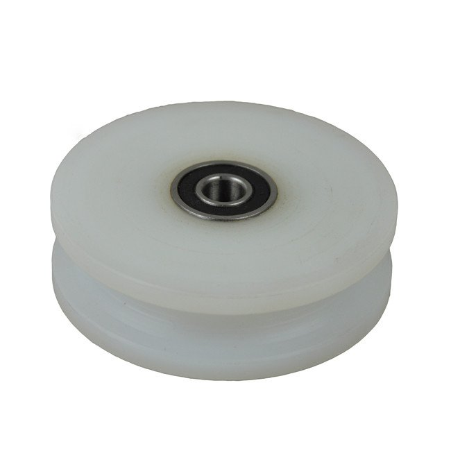 Aerial Cableway Zip Wire Trolley Bearing and Nylon Wheel To Suit R&T  Stainless Trolley