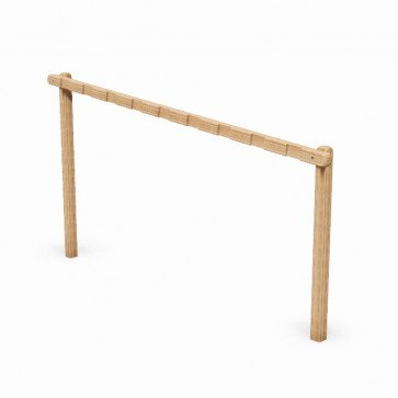 arm-stretch-wooden-adult-fitness-trail-exercise-station