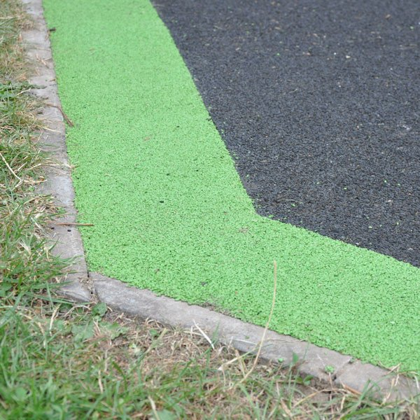 Wetpour Resin Binder For Playground Surfacing Rubber