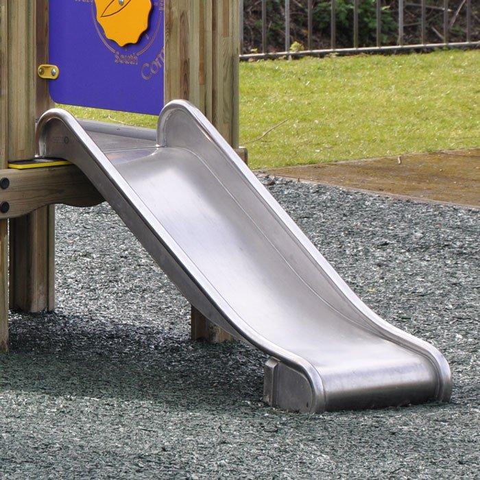 Children S Playground Stainless Steel Platform Slide