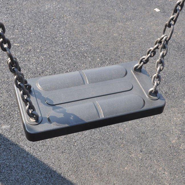 Straight Link Swing Chains In 8mm Short Pattern Steel
