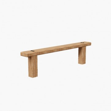 basic-wooden-outdoor-fitness-trail-bench