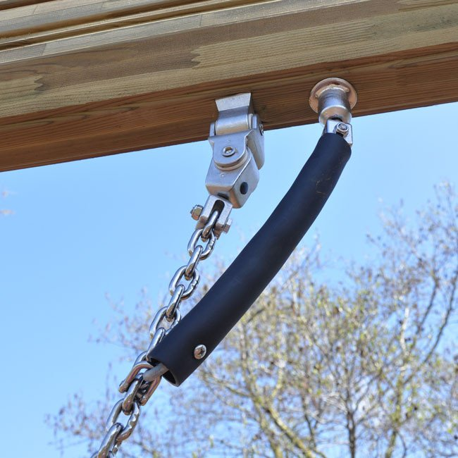 Birds Nest Swing Hanger And Safety Chain With M16